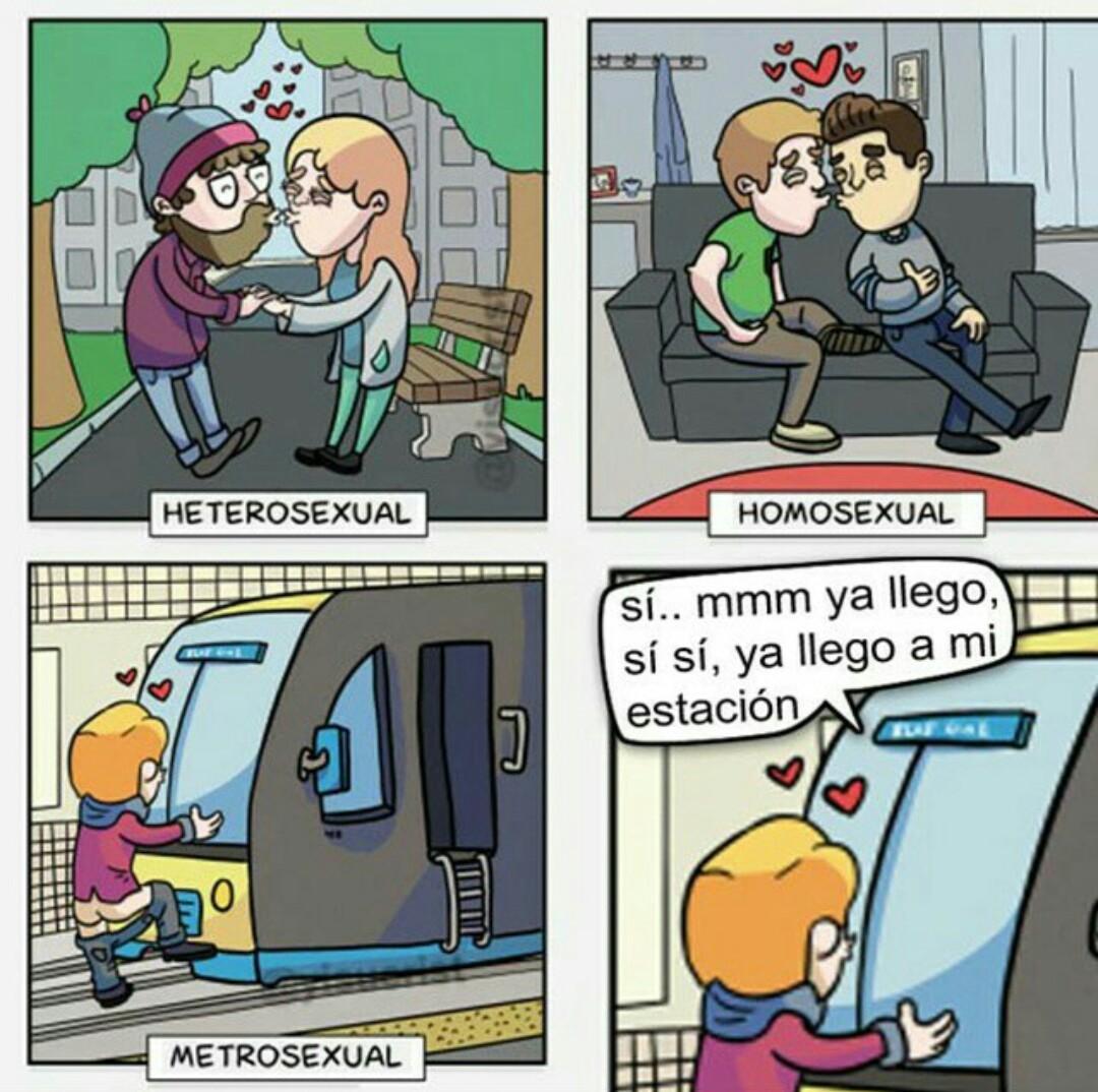Metrosexual - meme