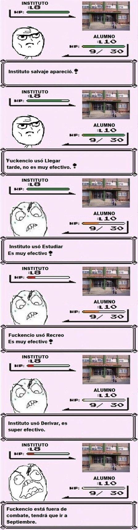 Instituto - meme