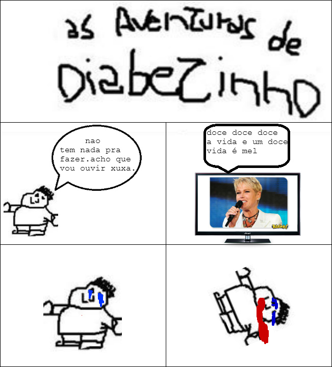 diabetinho 1 - meme