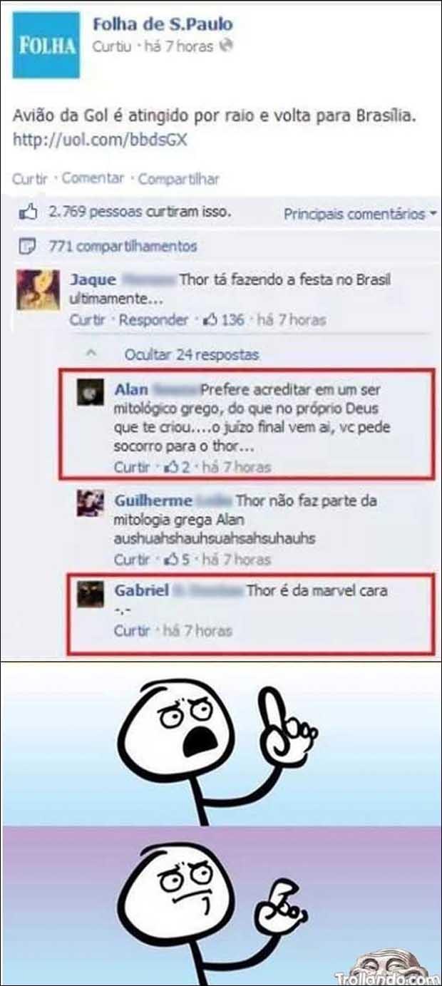 Folha SP - meme