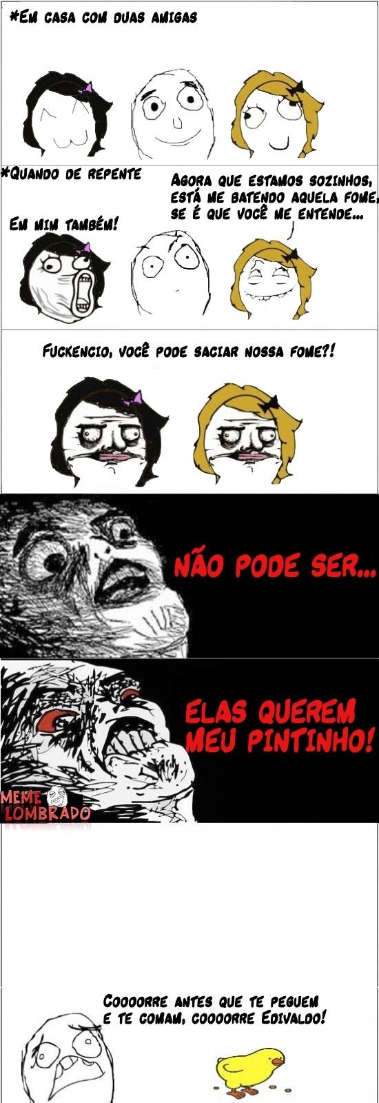 COOOORRE EDIVALDO ! - meme