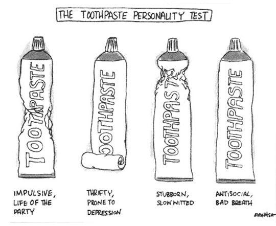 Toothpaste - meme