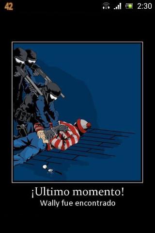 Wally Eres Tú? - meme