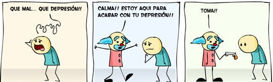 Depresion - meme