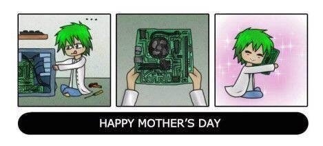 Happy mothers day nerds :) - meme