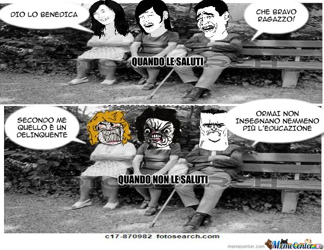 SALUTATELE - meme