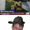 Go Home Firemen, You're High