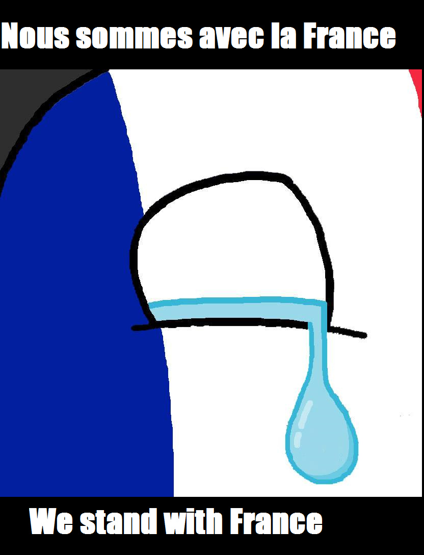 Stronger in Unity, Viva La France! - meme