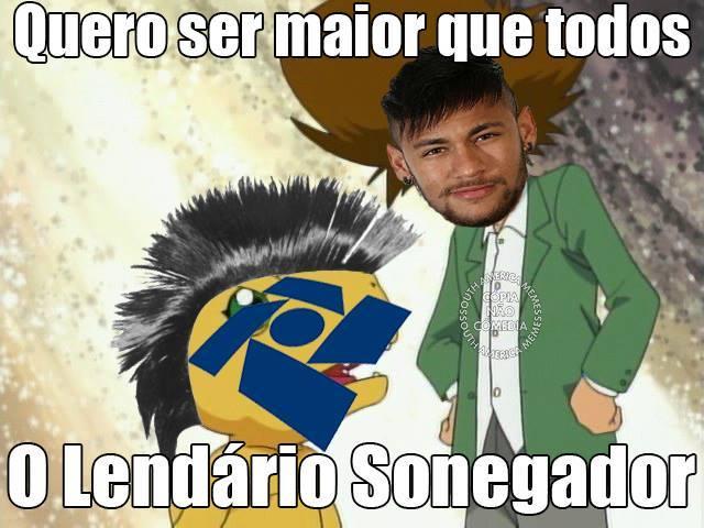 neymar - meme