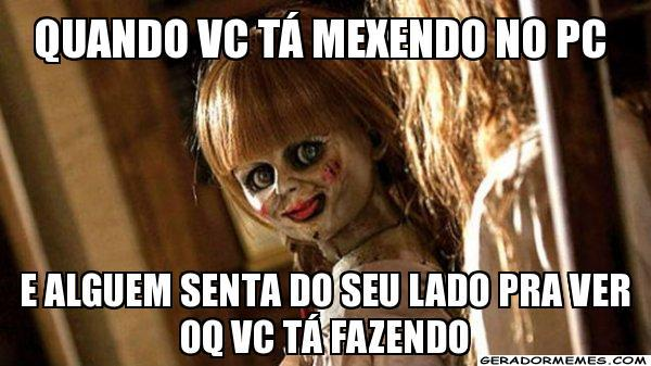 CORRE AGORA... - meme
