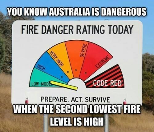 Danger - meme