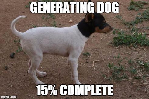 Dog Generation - meme