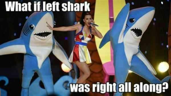 left shark - meme