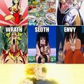 7 Deadly Dragon Ball Sins