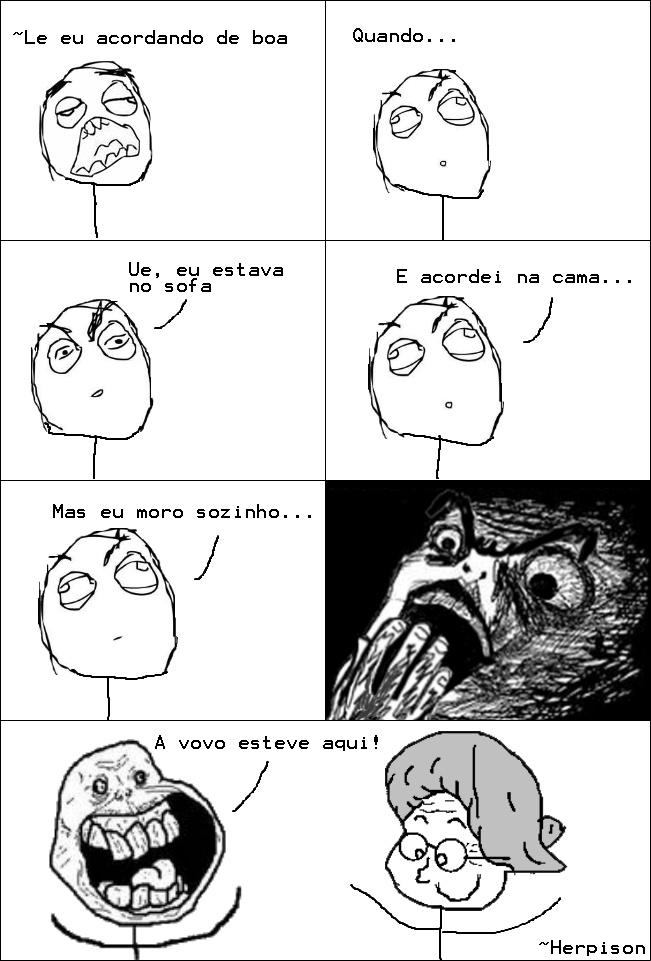 Vovó :-) - meme