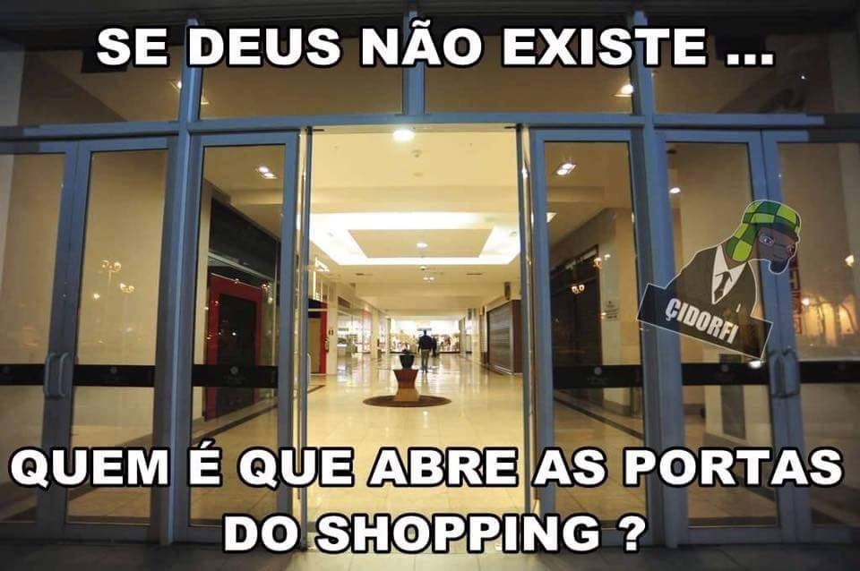 RESPONDÃO EÇA ATELS DE MERDA! - meme
