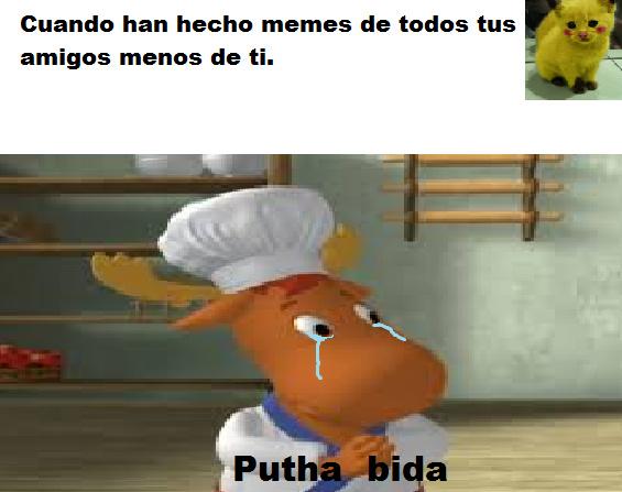putha bida :v - meme