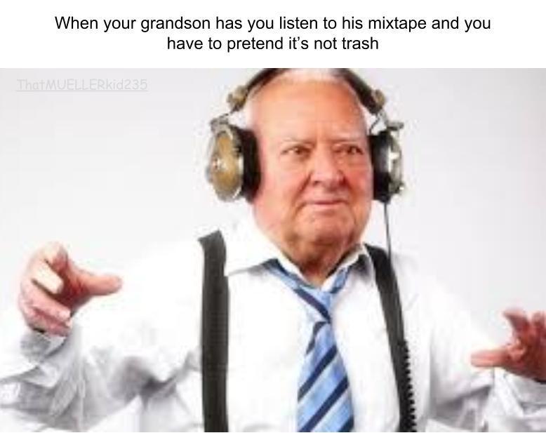 trash mixtape. trash meme