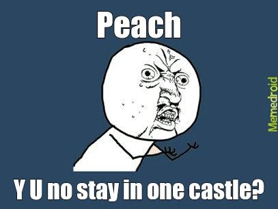 Peach - meme