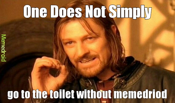 one does not...... - meme
