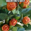 for the lady memedrioders. google 'bacon roses' for how to. :)