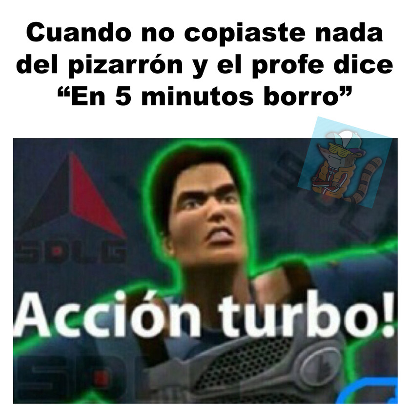 56f75dae80493 acción turbo! (original) meme by voytoburlao ) memedroid