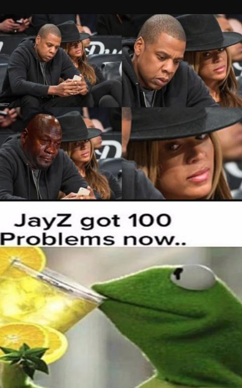 Lemonade - meme