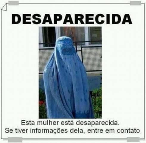 DESAPARECIDA - meme