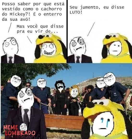 PENSEI QUE ERA DE... - meme
