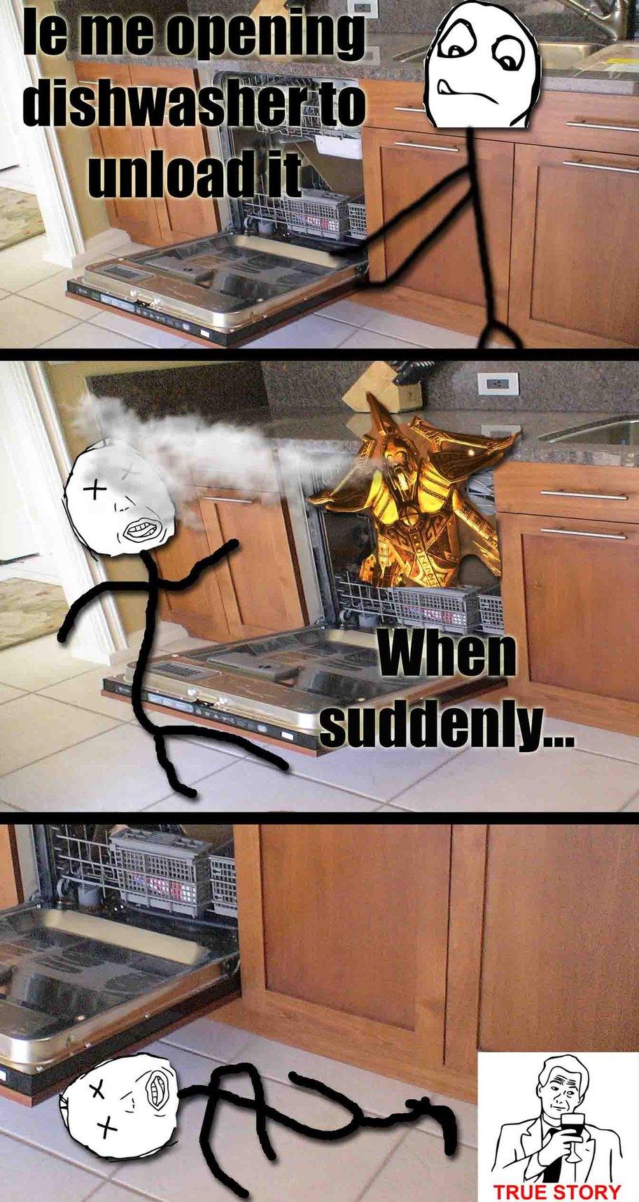 steam centurions scare me - meme