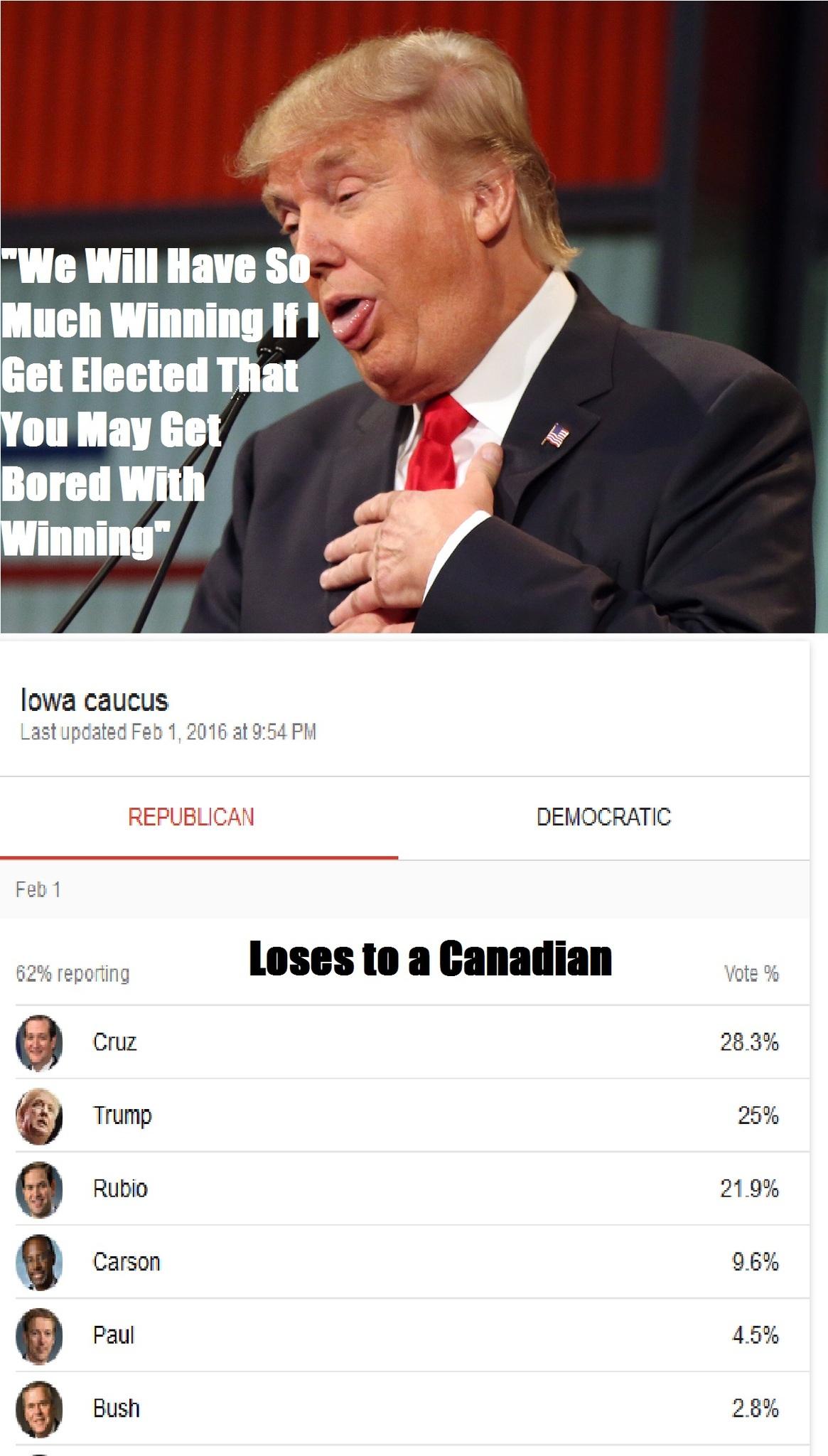 Hahaha, suck it Bernie 2016 - meme