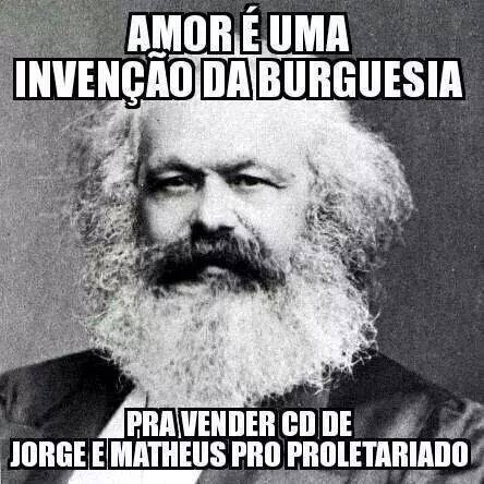Pensamentos do Karl - meme