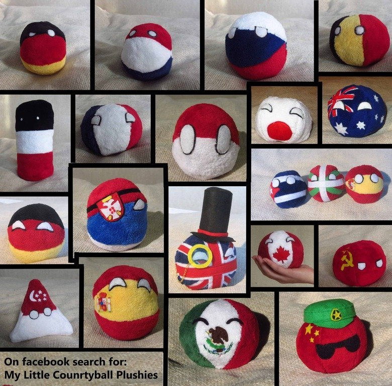 i want them. I love poland balls - meme