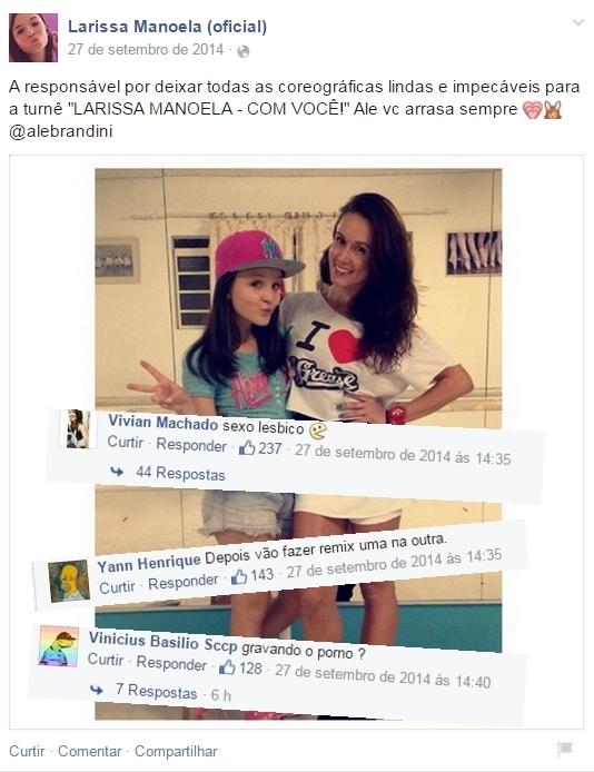 Comentários na página da Maria J. Pt. 7 - meme