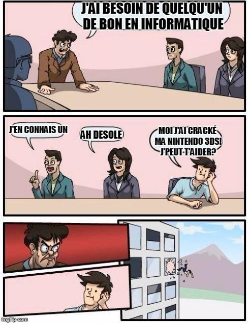 L'informaticien - meme