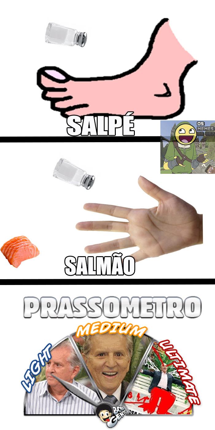 prassódia - meme
