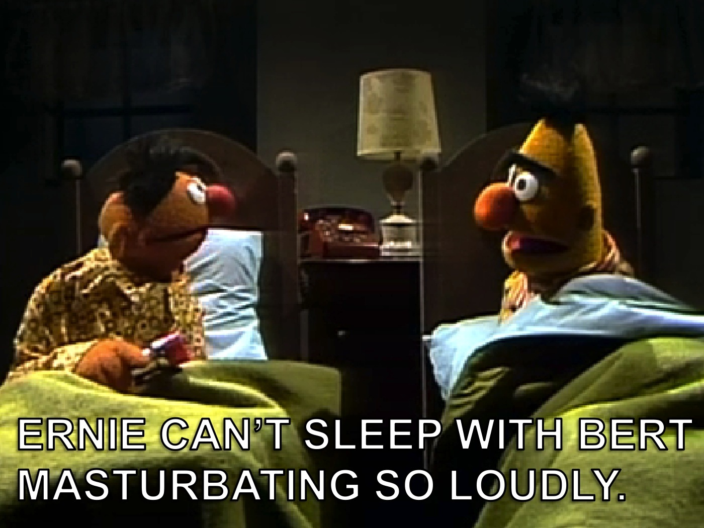 I cant sleep masturbation met