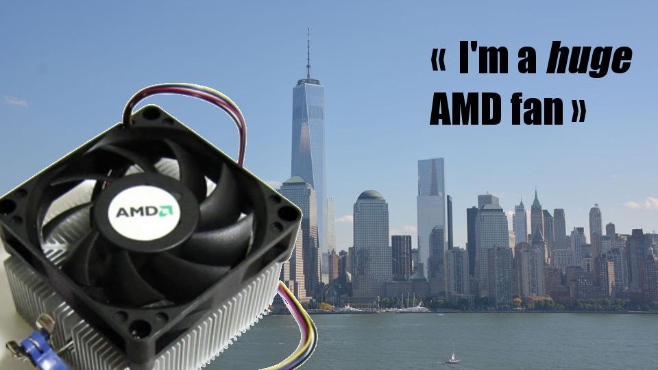 AMD or Intel CPUS? - meme