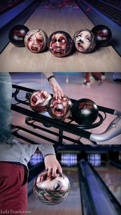 awesome bowling balls - meme