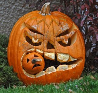 Pumpkinception - meme