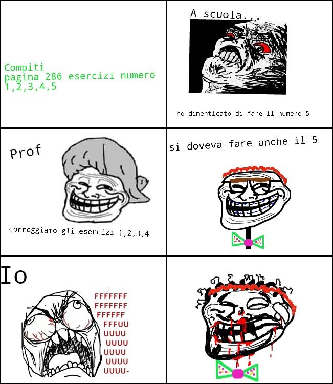 Scool troll - meme
