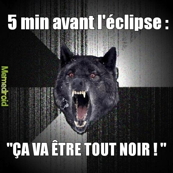 éclipse - meme