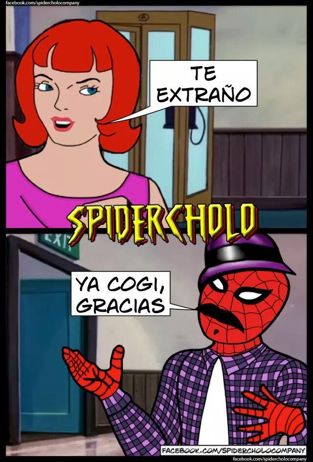 spiderlocho - meme