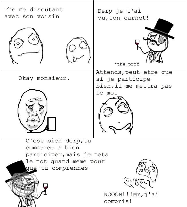 Mr Nooooon!!! - meme