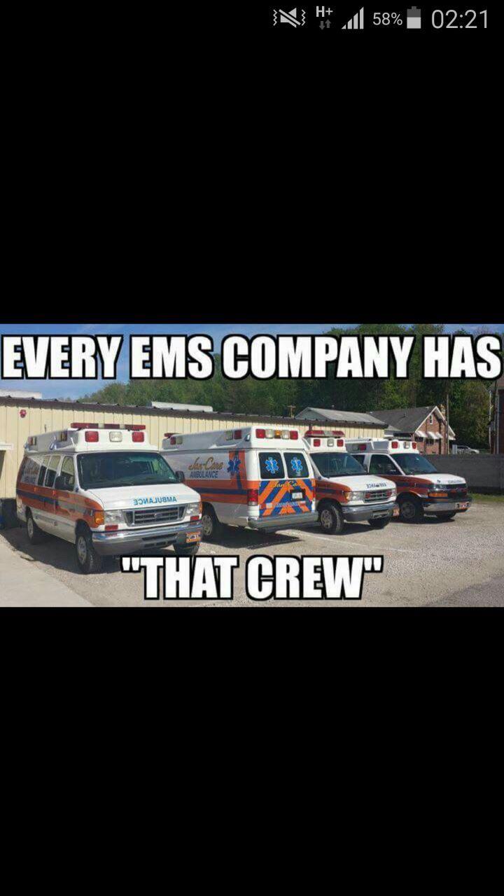 EMT - meme