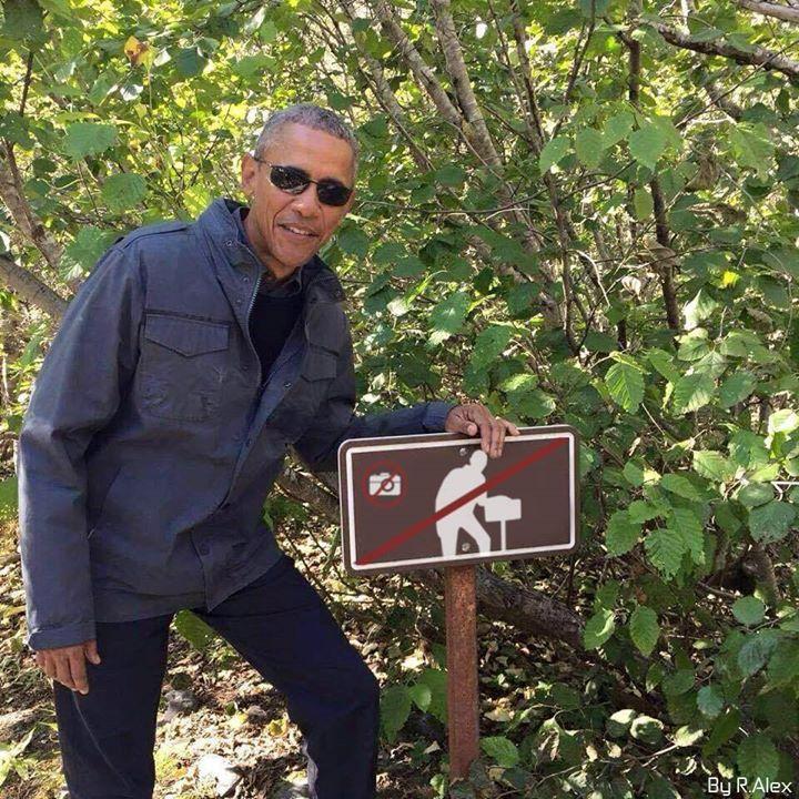 Barack Vida Loka Obama - meme