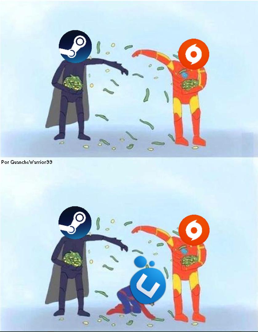 Utorrent es mejor :v - meme