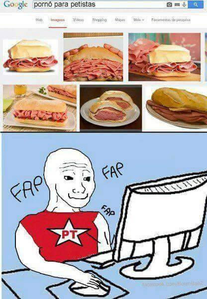 Pão de Bataaatã - meme