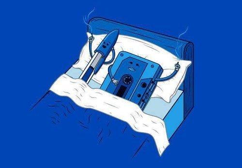 L'amour dans les années 80 ! - meme