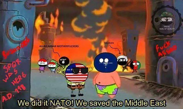 oh thanks muricans - meme